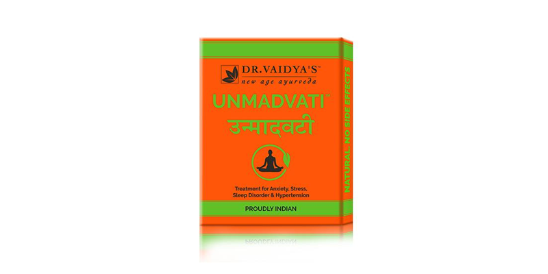 Dr Vaidya's Unmadvati Ayurvedic Pills
