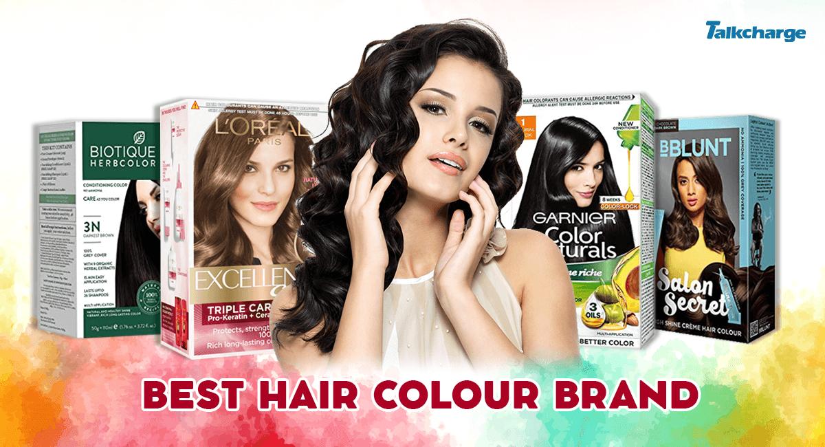 Best Hair Colour