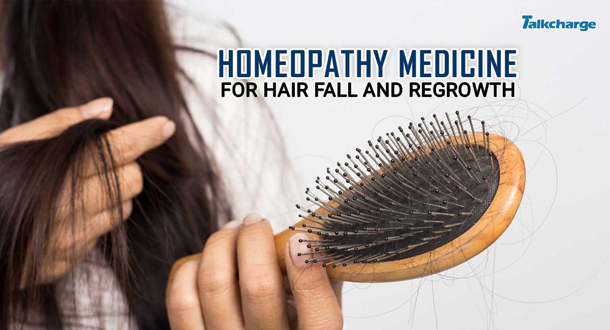 homeopathy medicine for hair fall