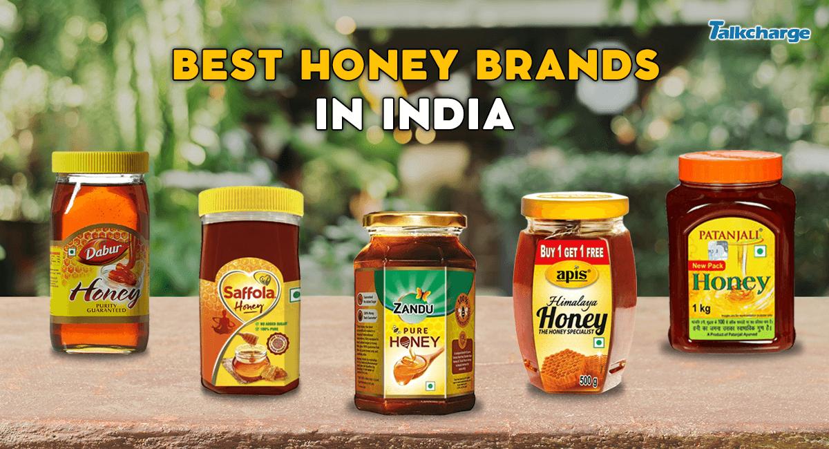 honey brands in india