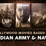Bollywood Movies Based on Indian Army & Navy