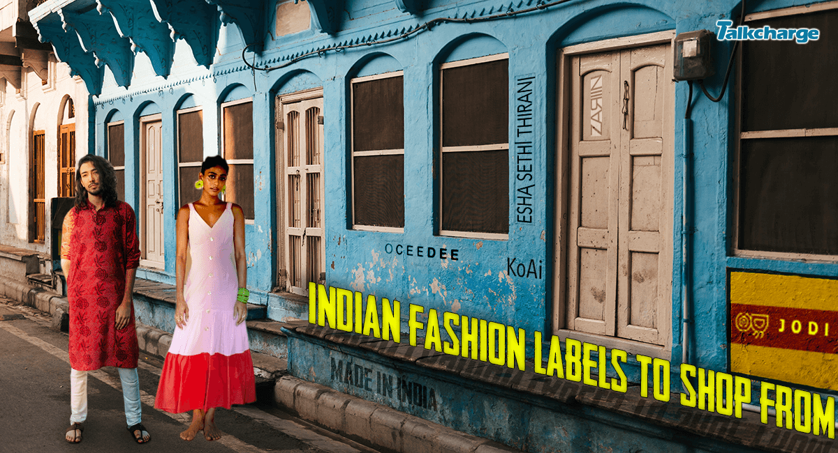 indian fashion labels