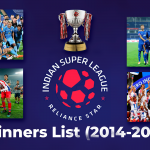 Indian Super League Champions: Winners List of ISL (2014-2021)
