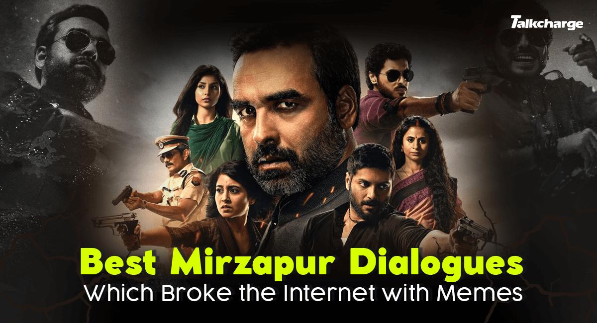 mirzapur dialogue