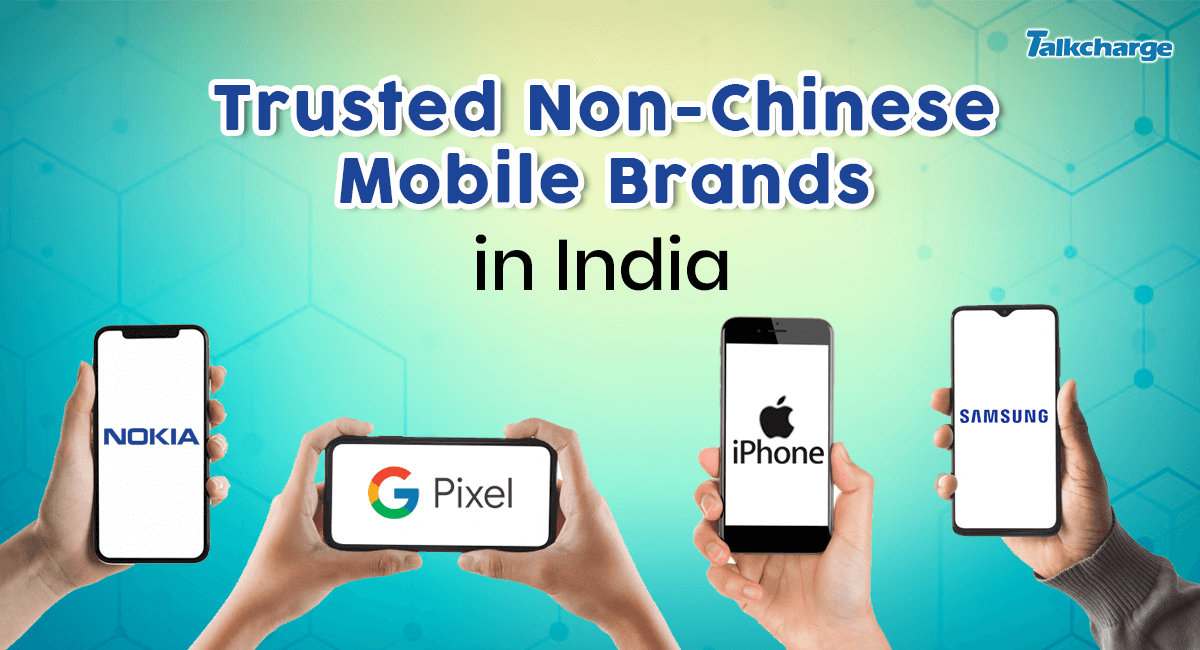 Non-Chinese Mobile Brands