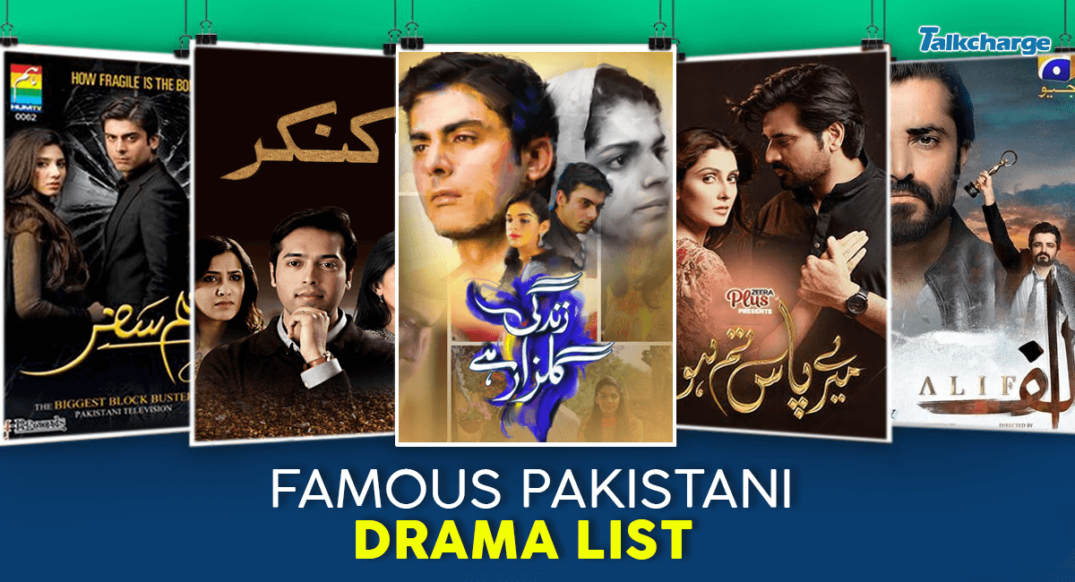 Pakistani Drama List