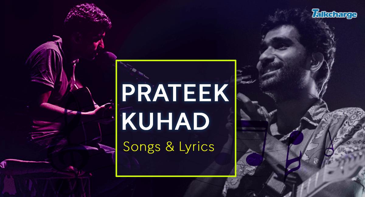 Prateek Kuhad Songs