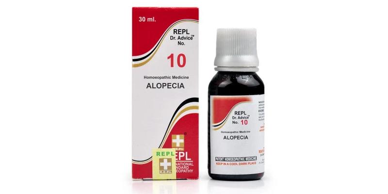 REPL 10 Alopecia Drops