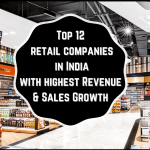Top 12 Retail Companies in India with Highest Revenue & Sales Growth