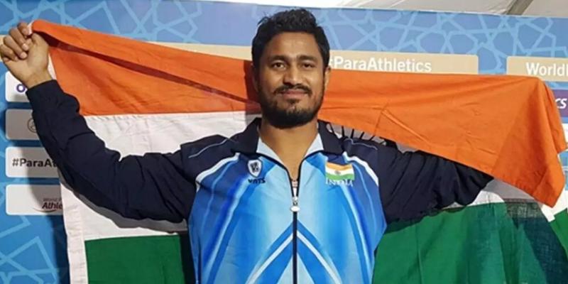 Sundar Singh Gurjar Javelin Throw
