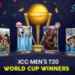 T20 Cricket: ICC Men's T20 World Cup Winners (2007-2021)