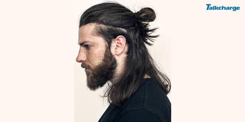Top Knot Samurai Hairstyle