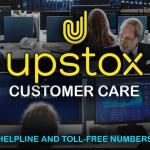 Upstox Customer Care, Helpline and Toll-Free Numbers
